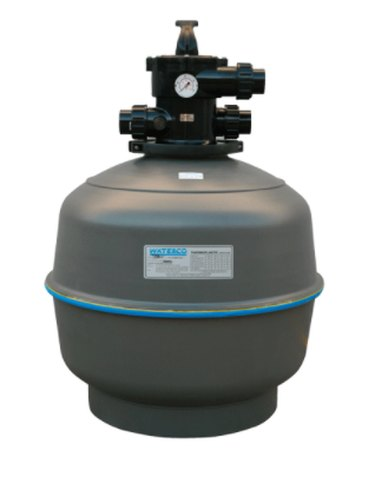 A Waterco sand filter.