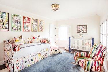 Sasha Bikoff Baby Room
