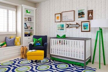 Modern Baby Room Ideas
