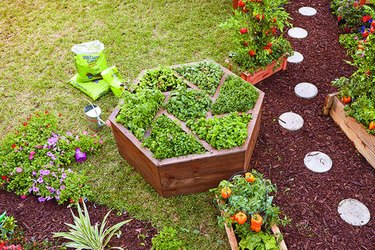 Raised Flower Bed Ideas