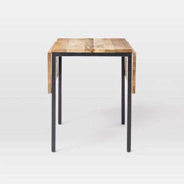west elm expandable dining table