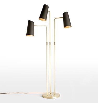 Cypress 3-arm Floor Lamp