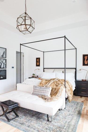 bedroom pendant