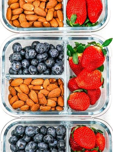 glass food storage amazon