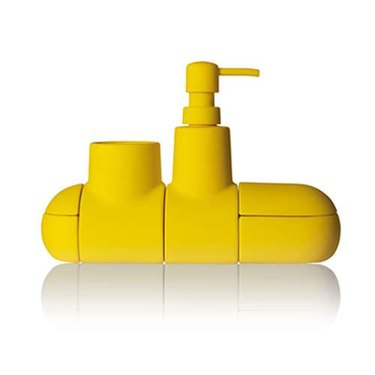 pop art submarine