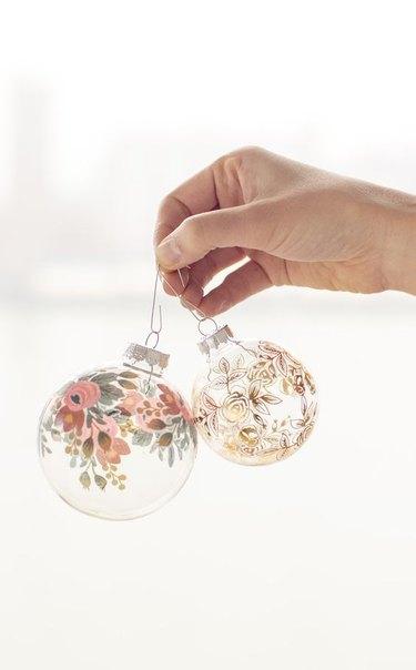 temporary tattoo ornaments