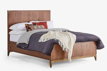 joybird wood bed