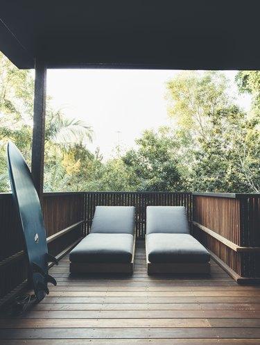 exterior patio
