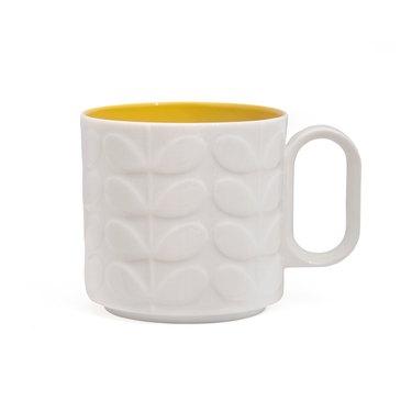 Orla Kiely Raised Stem Mug