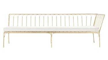CB2 outdoor daybed