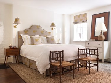 modern interior design victorian style bedroom