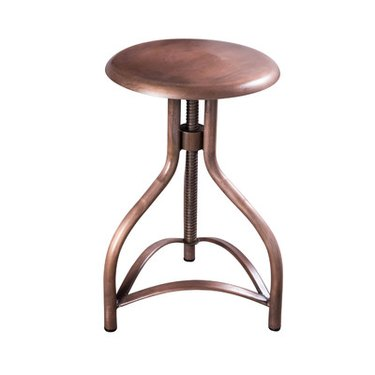 Copper stool