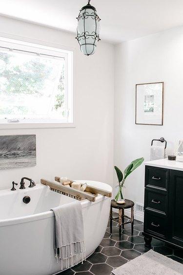 bathroom pendant