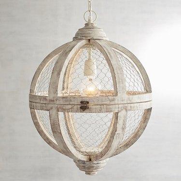 globe pendant
