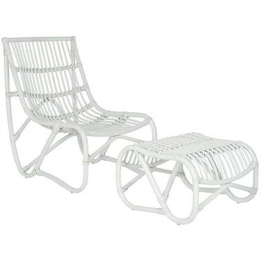 West Elm Wicker Chair Set