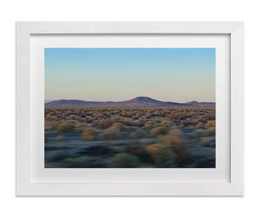 picture of a desert
