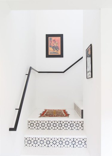 Ways to Use Patterned Tile in Your Home