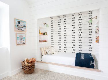 nautical kid's room