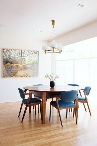 Mid-century dining set