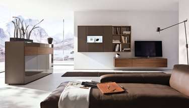 modular furniture midcentury modern style home design