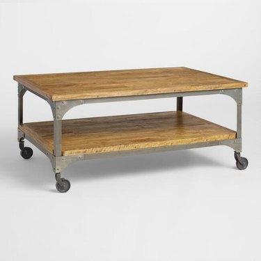 World Market Aiden coffee table.