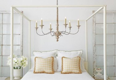 French country style Circa Lighting Country Small Chandelier