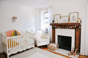 A New Bloom Baby Room