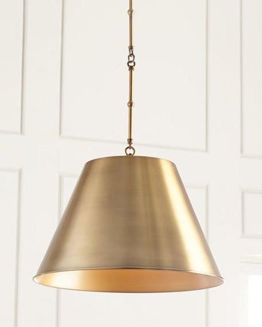 tapered pendant