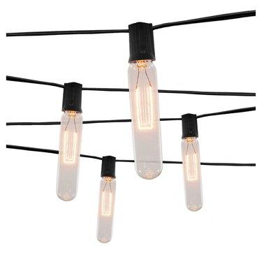 target string lights