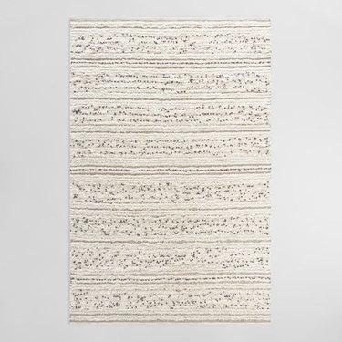 Moroccan Style Wedding Blanket Rug