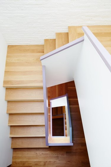 ombre banister