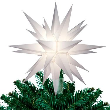lighted tree topper