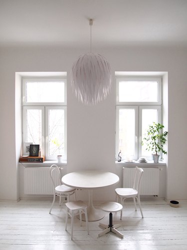 articjoke lamp shade DIY