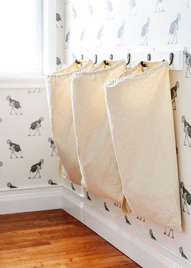 laundry sorting bags