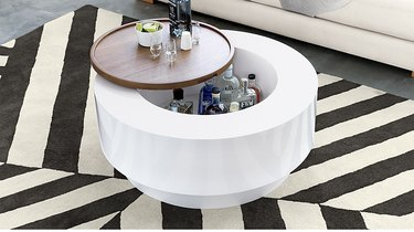 dual purpose coffee table