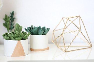 Himmeli Geometric Sculpture DIY