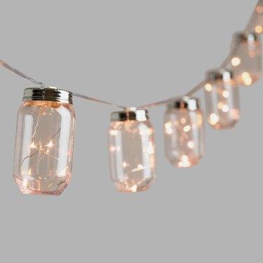 world market mason jar lights