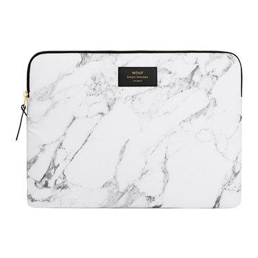 marble laptop case