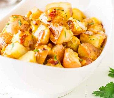 Sweet & Savory's Bacon Ranch Potatoes Recipe
