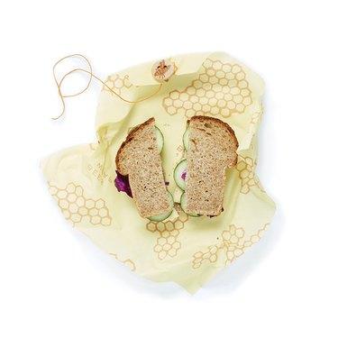 sustainable sandwich wrap