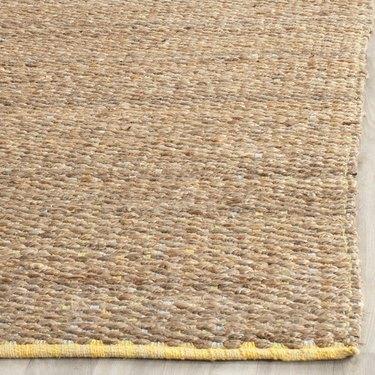 August Grove Zap Hand-Woven Area Rug