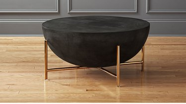 dome shaped coffee table