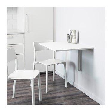 IKEA Wall Mounted Table