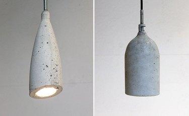 EP9 Concrete Pendant Light