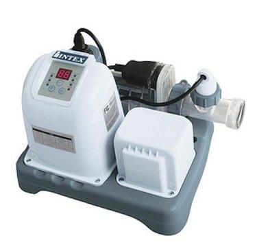 Intex saltwater chlorine generator.