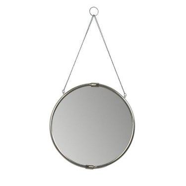 Hayneedle round hanging mirror.