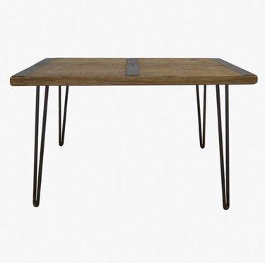 ReclaimedWoodUSA coffee table.