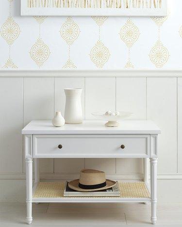 cane nightstand