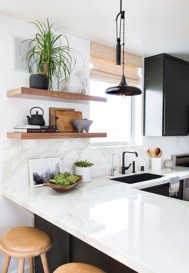 industrial ceiling light kitchen