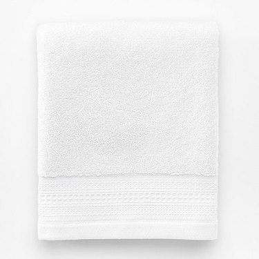 Cosmetic Friendly Solid Hand Towel